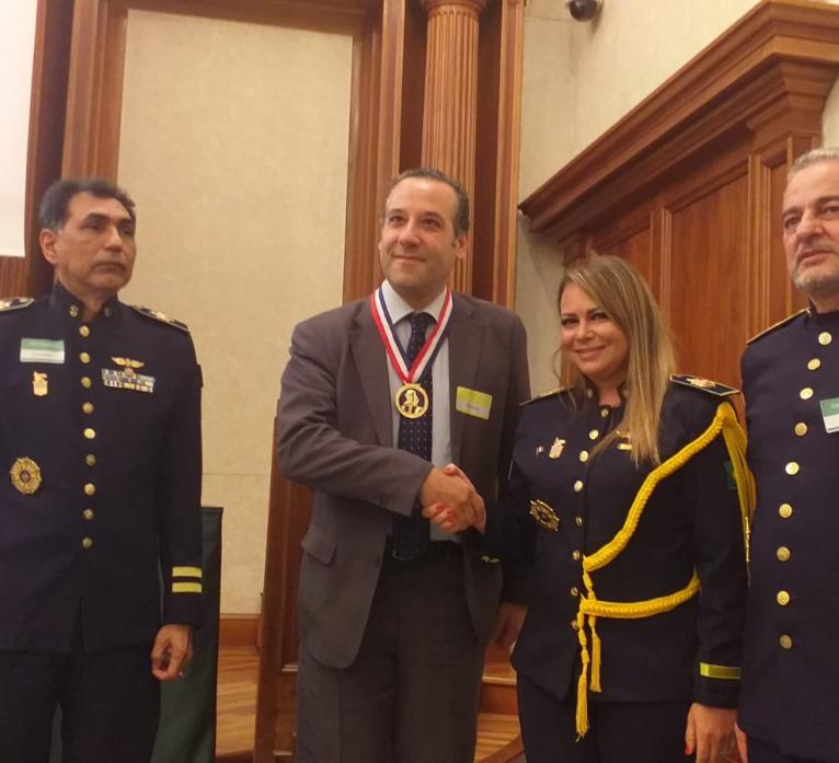 Premiazione Avv. Antonio Pulcini