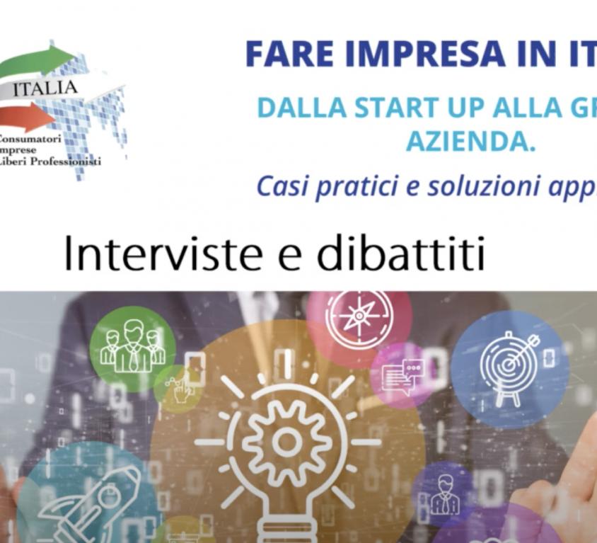 Introduzione all'evento dell'Avv. Antonio Pulcini Presidente di C.I.LP. Italia